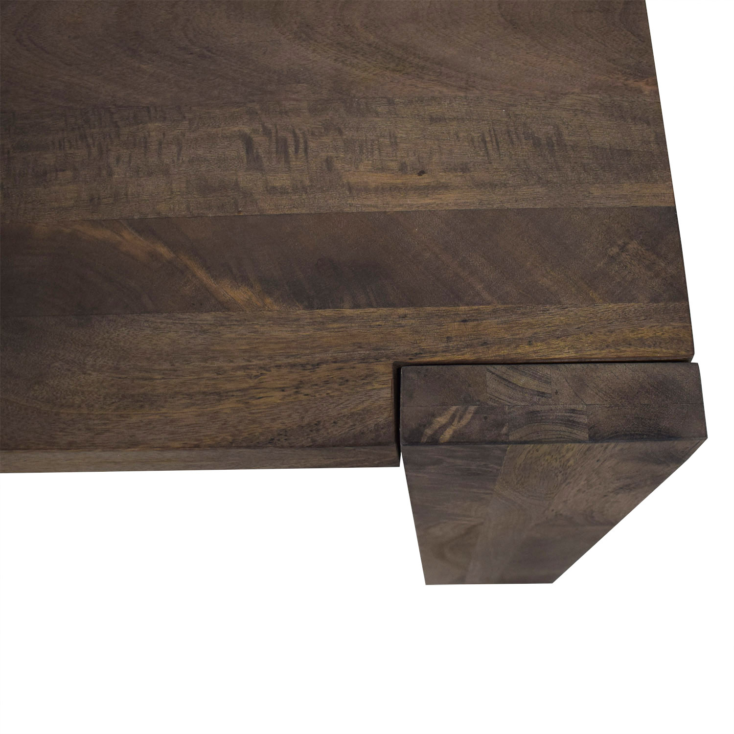 CB2 CB2 Blox Dining Table on sale