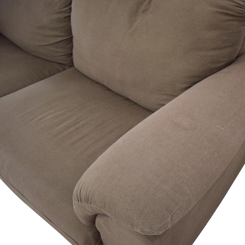 IKEA Ikea Tidafors Two Cushion Sofa discount