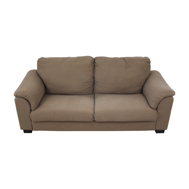 Magnificent 69 Off Ikea Ikea Tidafors Two Cushion Sofa Sofas Ibusinesslaw Wood Chair Design Ideas Ibusinesslaworg