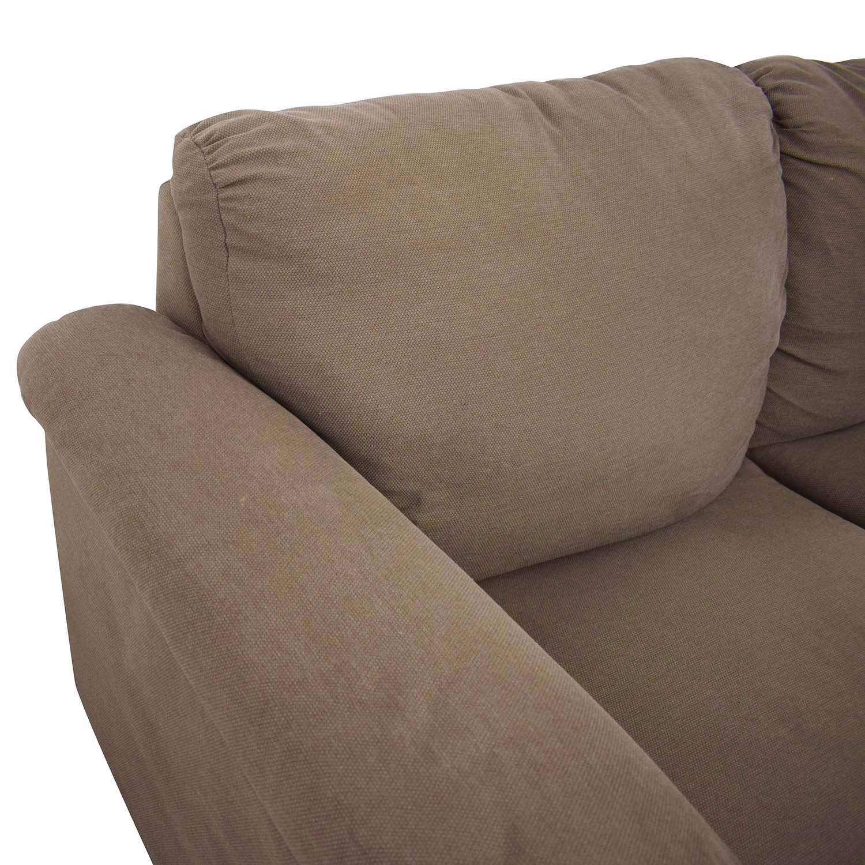 buy IKEA Ikea Tidafors Two Cushion Sofa online