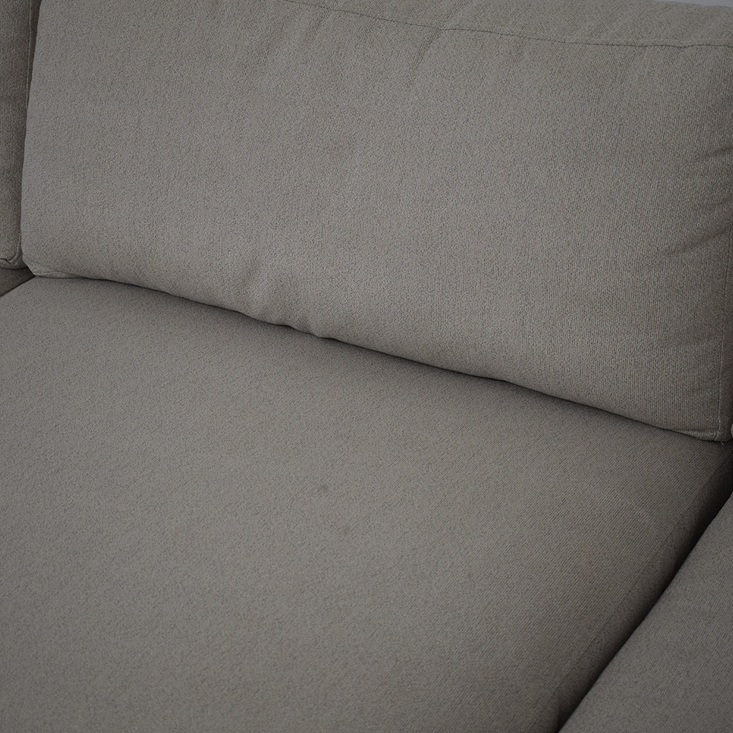 Room & Board Room & Board Linger Sofa with Chaise coupon