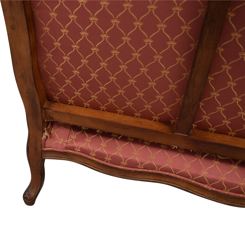 Sam Moore Classic Silk Armchair sale