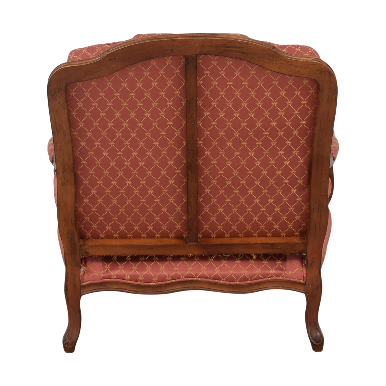 Sam Moore Sam Moore Classic Silk Armchair nyc