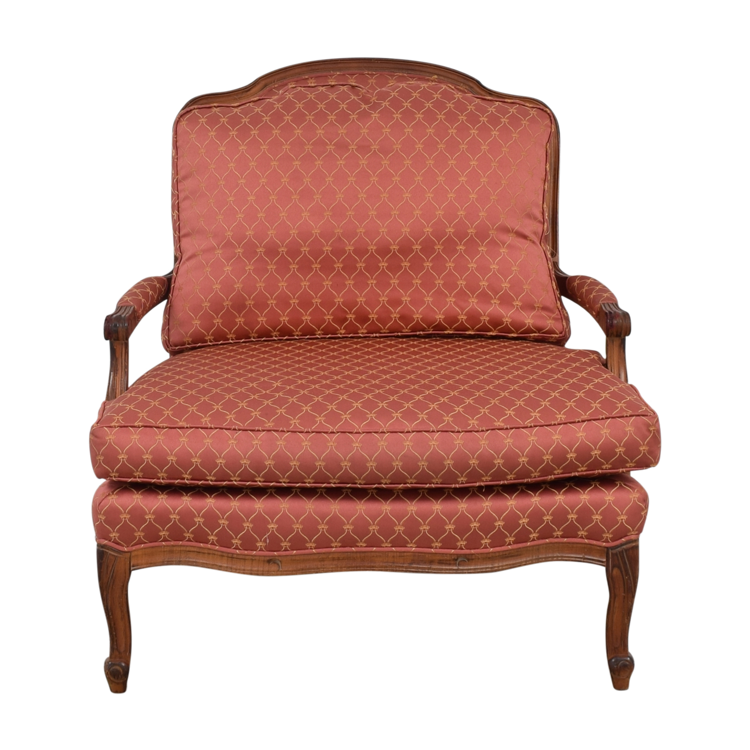 shop Sam Moore Classic Silk Armchair Sam Moore Chairs