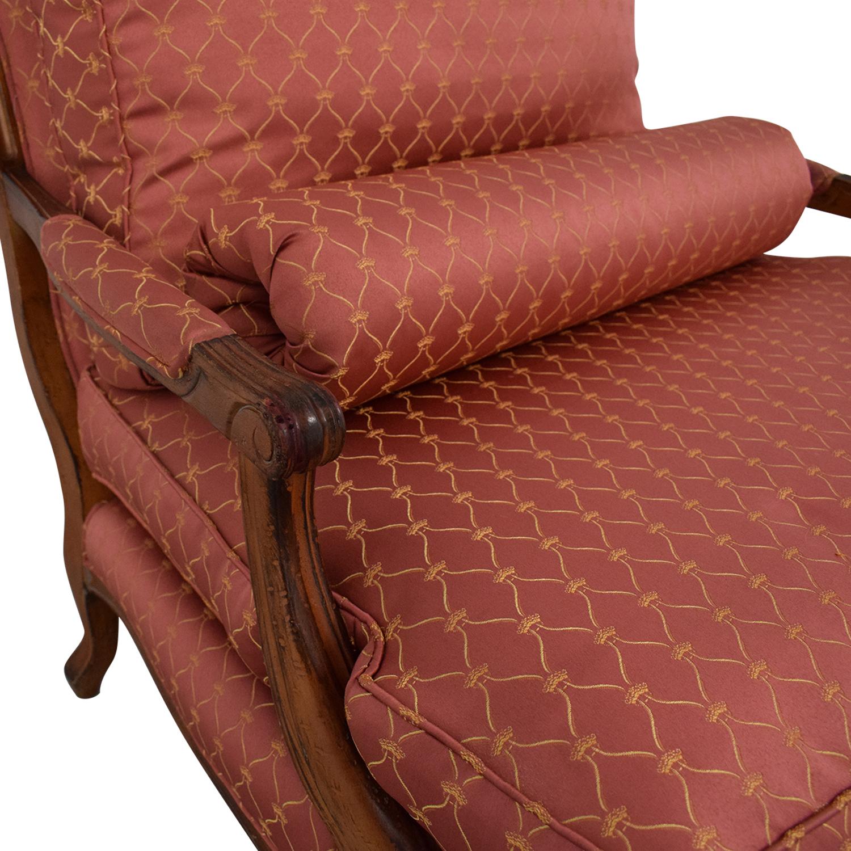 shop Sam Moore Classic Silk Armchair Sam Moore Chairs