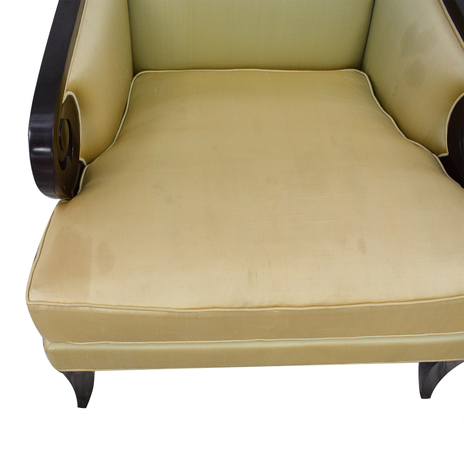 Christopher Guy Christopher Guy Ornate Arm Chair used