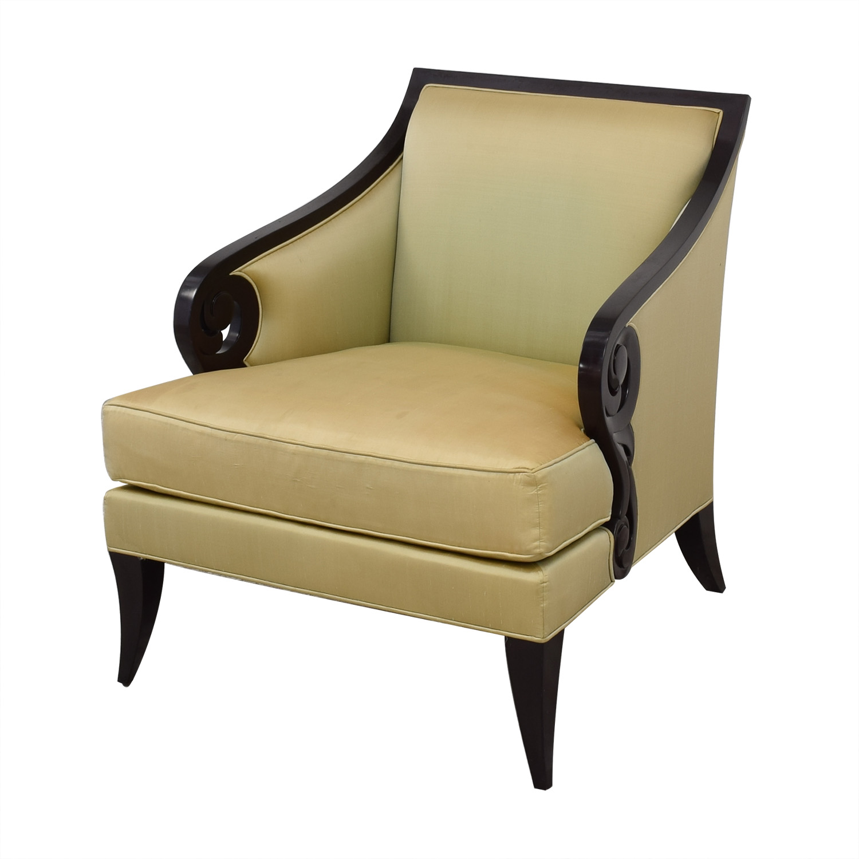 Christopher Guy Christopher Guy Ornate Arm Chair nj
