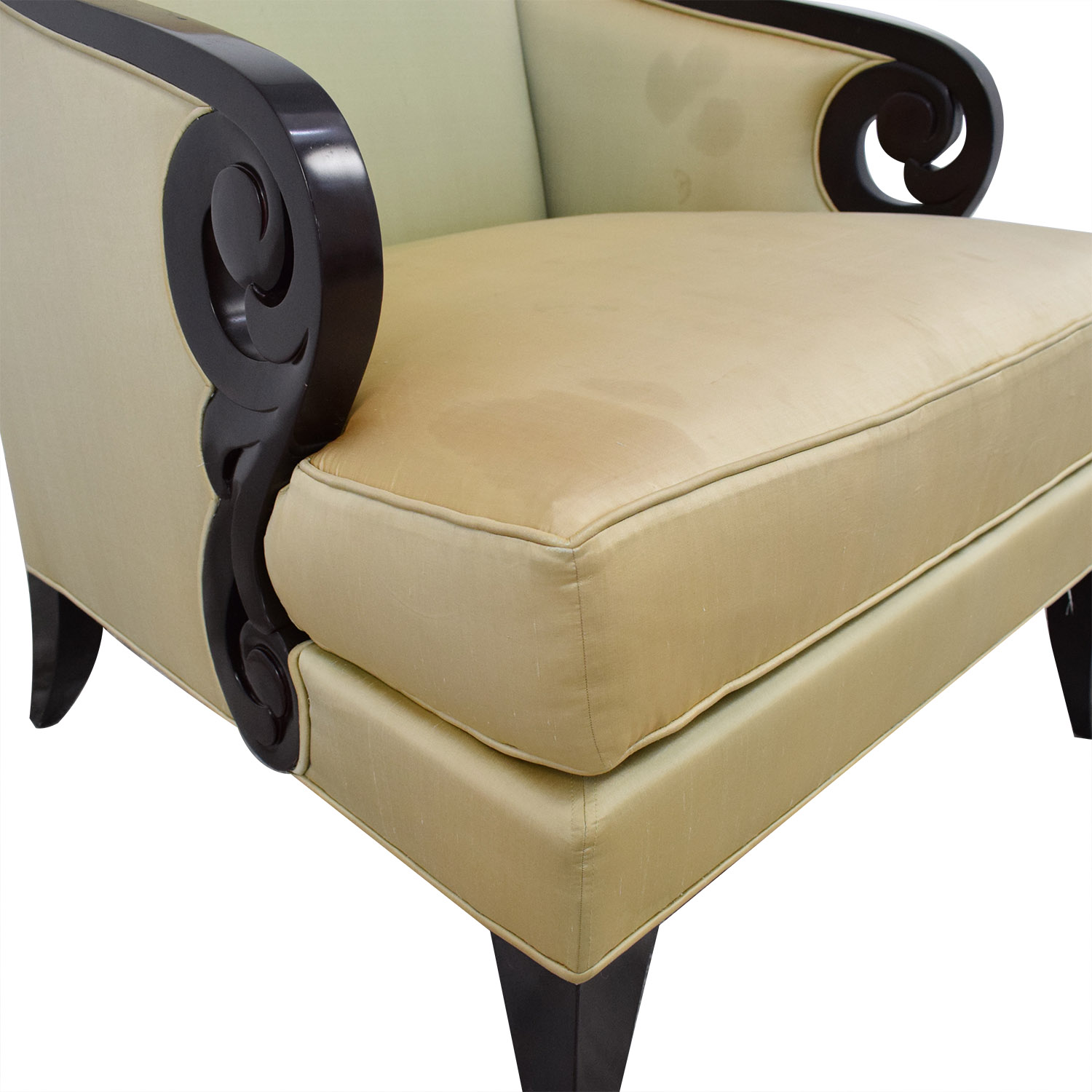 Christopher Guy Christopher Guy Ornate Arm Chair dimensions