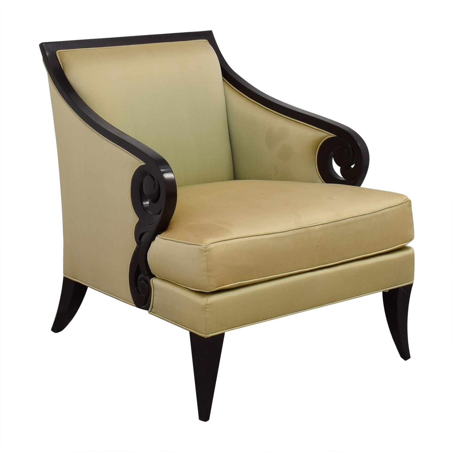 Christopher Guy Christopher Guy Ornate Arm Chair on sale