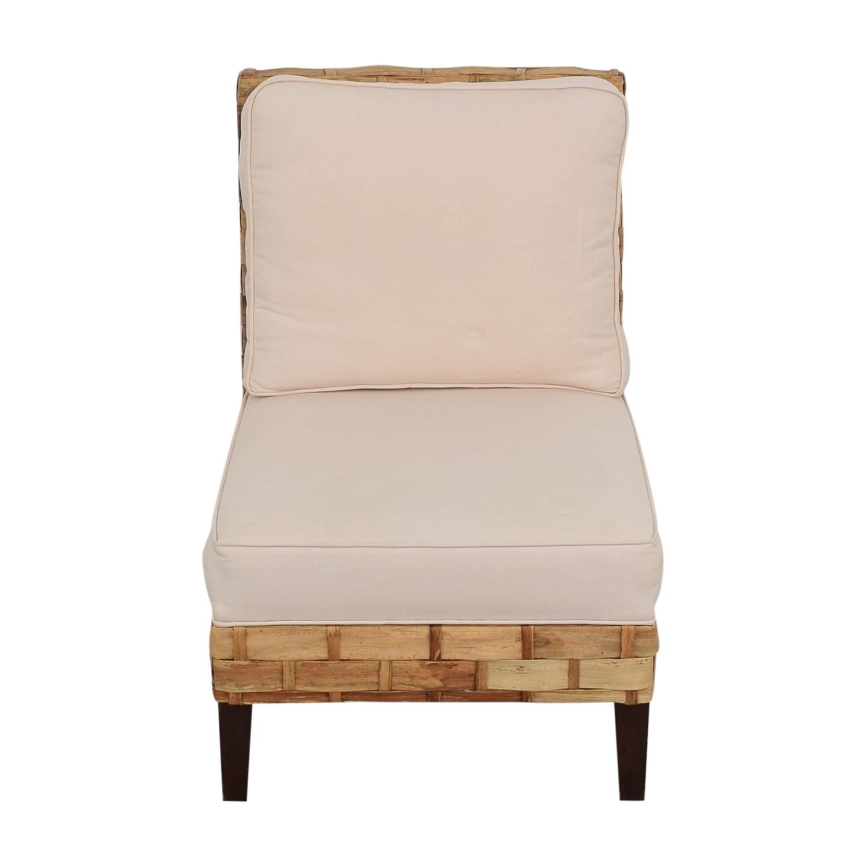 Palecek Palecek Slipper Chair on sale
