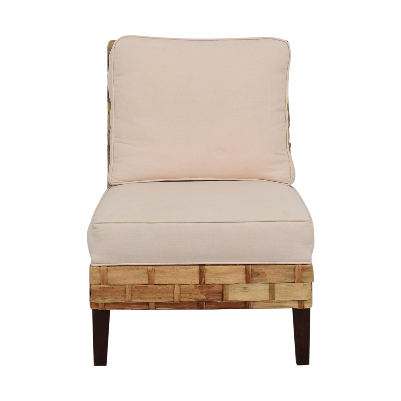 Palecek Palecek Slipper Chair for sale