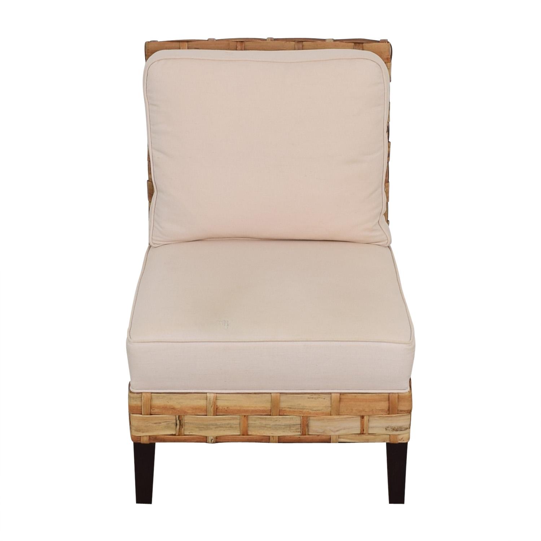 Palecek Slipper Chair sale