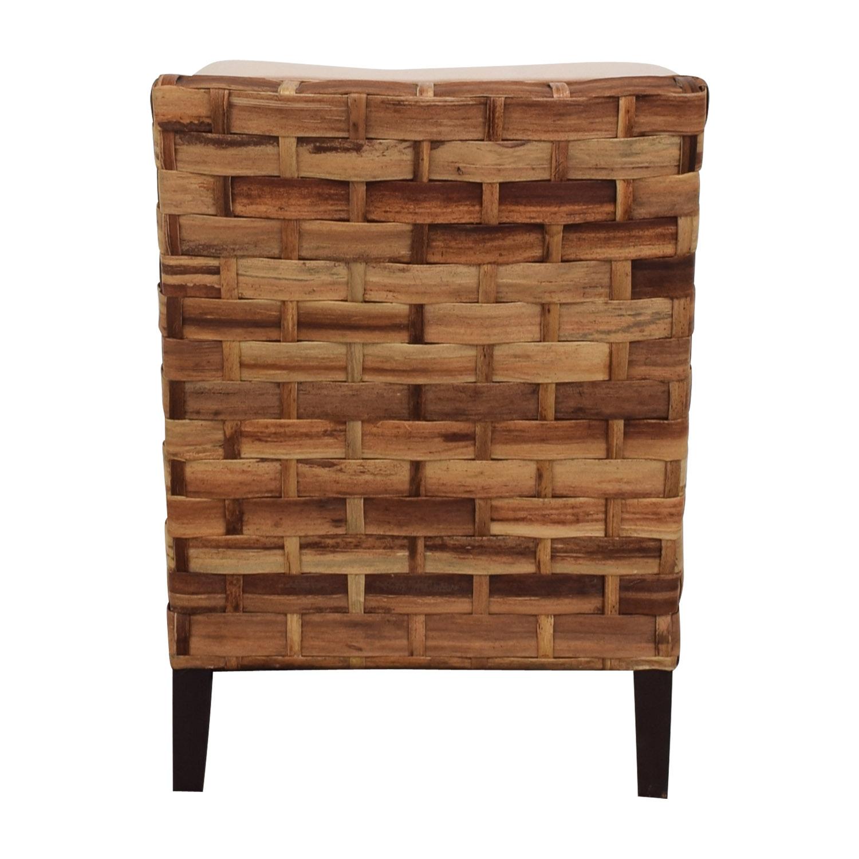 shop Palecek Slipper Chair Palecek