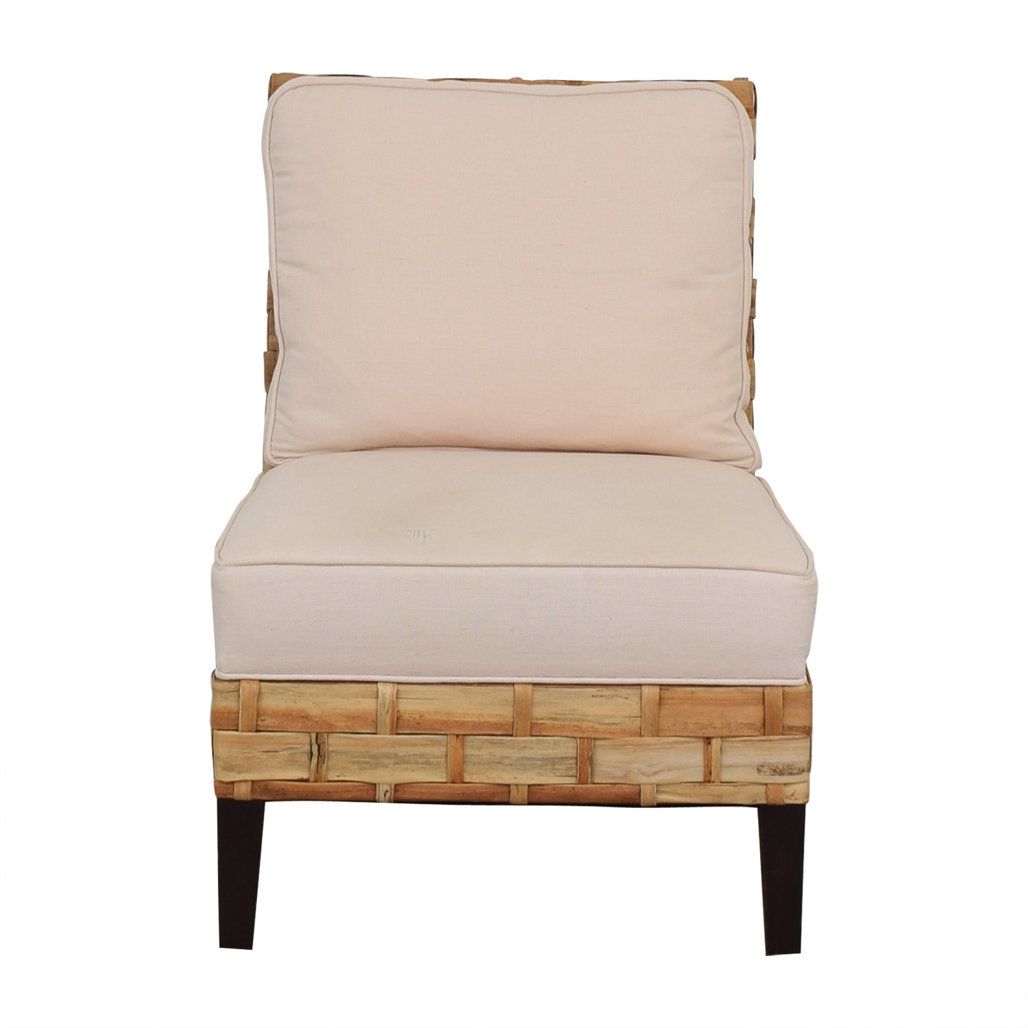 shop Palecek Slipper Chair Palecek Accent Chairs