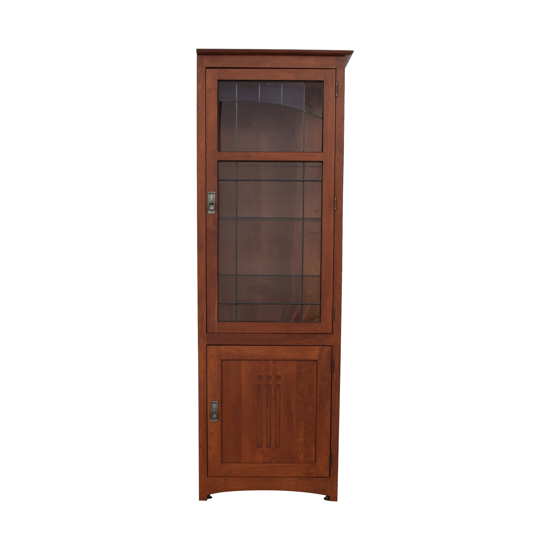 Scott Jordan Furniture Display Cabinet sale