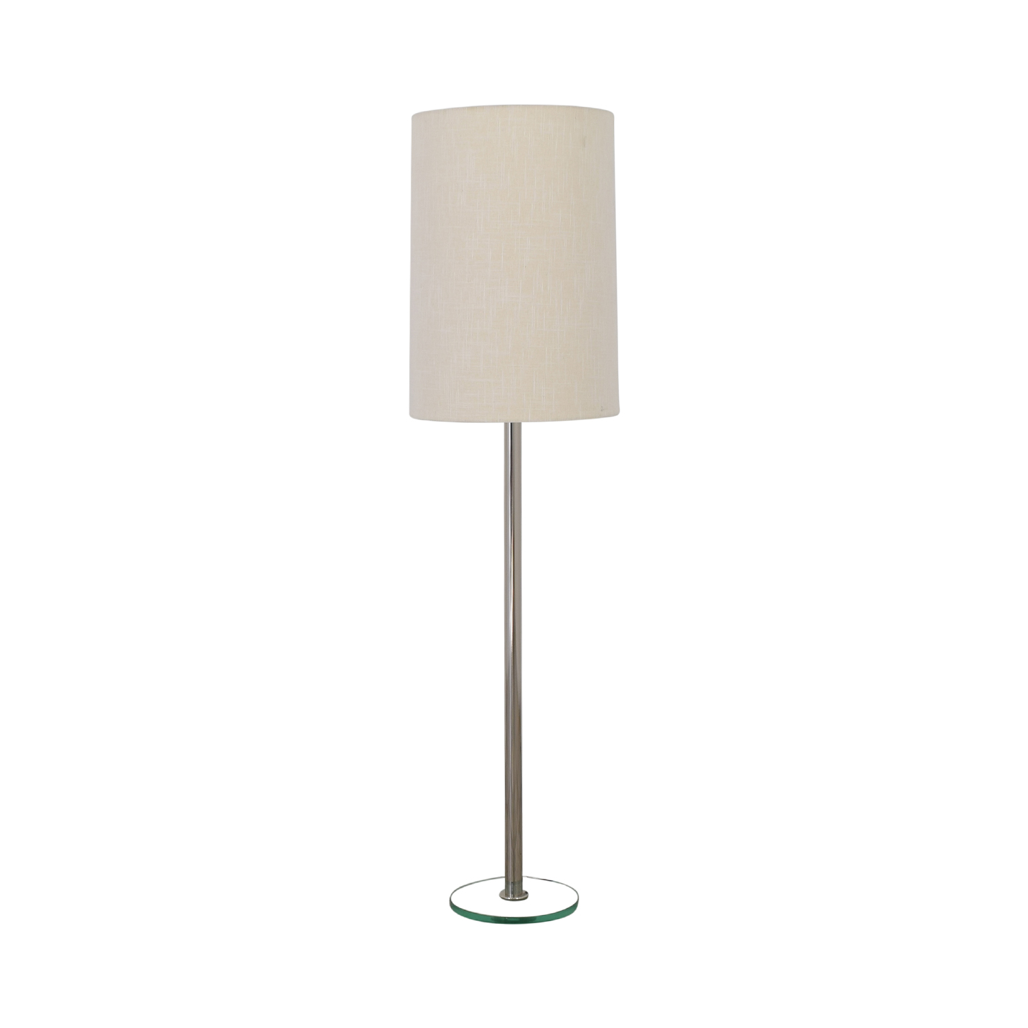 Crate & Barrel Claire Floor Lamp Crate & Barrel