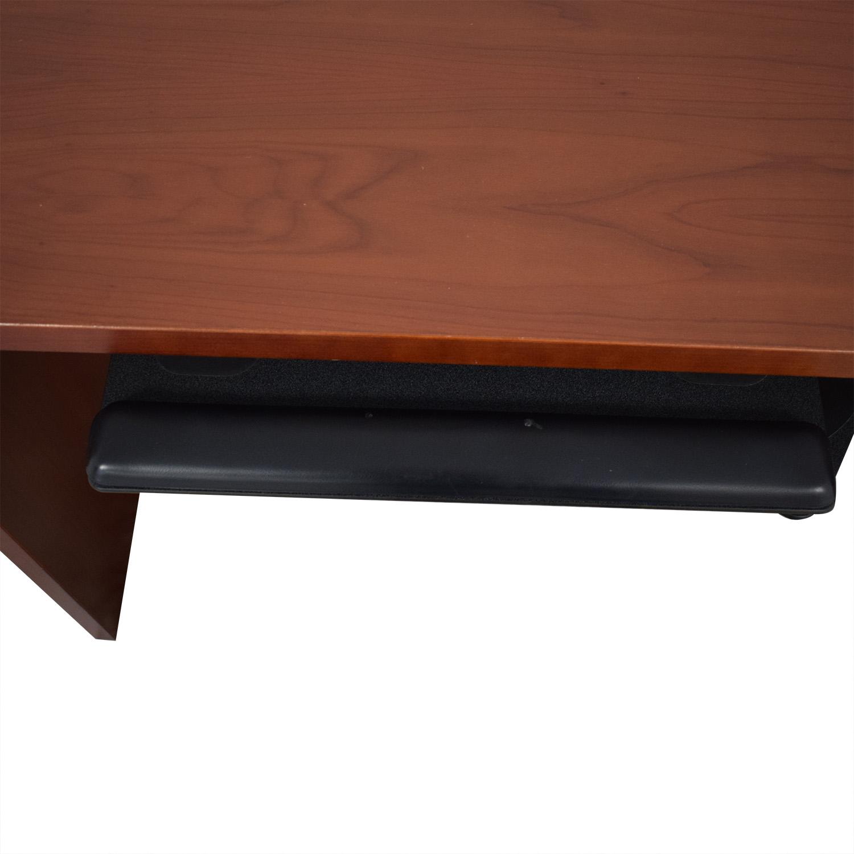 A-America Wood Furniture A-America Wood Furniture Office Desk used