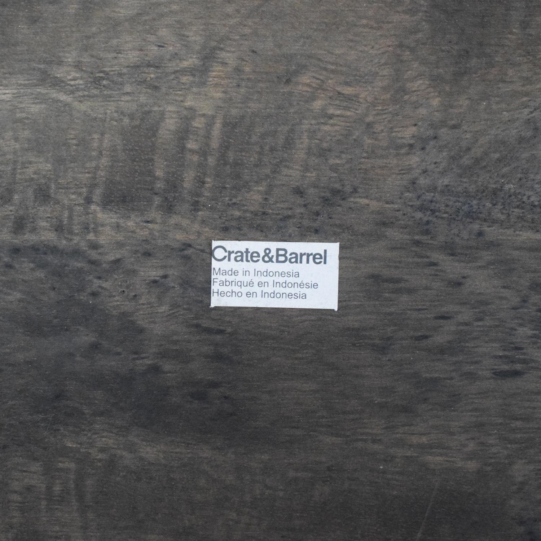 Crate & Barrel Crate & Barrel Basque Counter Stools