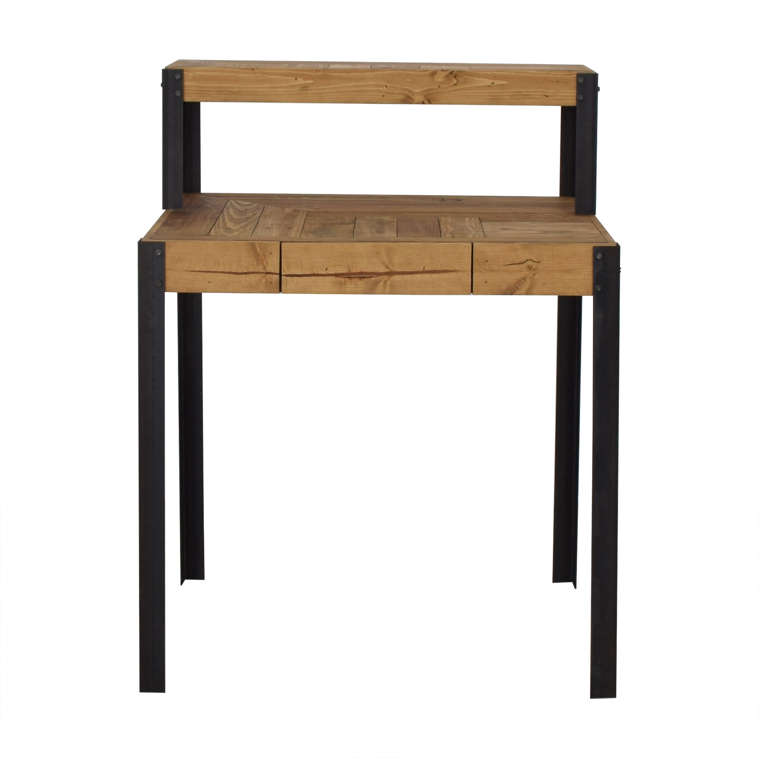 Reclaimed Wood Desk discount