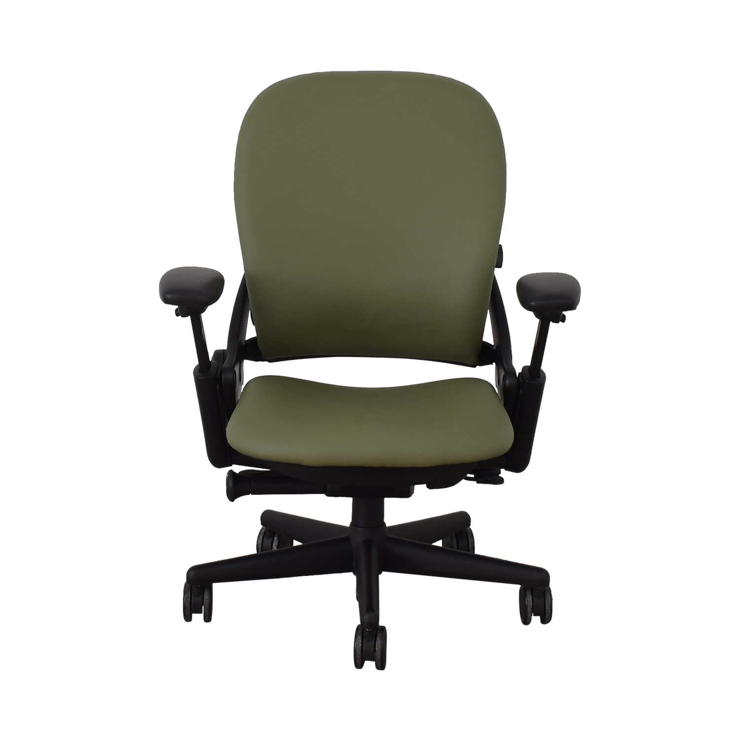 Steelcase Steelcase Adjustable Leap Chair Home Office Chairs