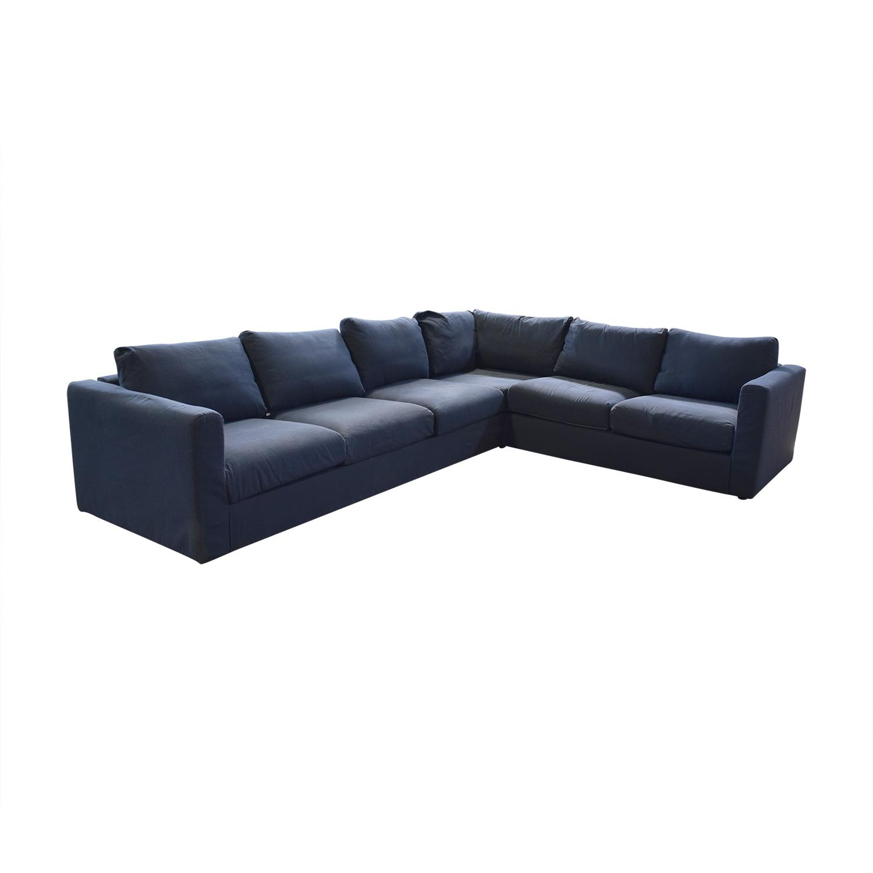 IKEA Ikea Vimle Three Piece Sectional for sale