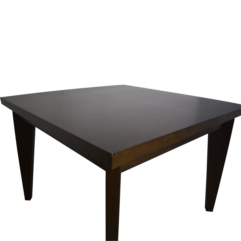 West Elm West Elm Angled Leg Expandable Table Dinner Tables