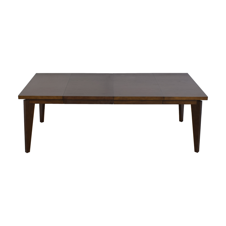 West Elm West Elm Angled Leg Expandable Table nj