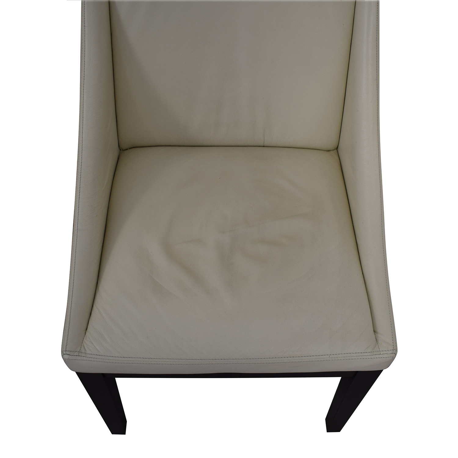 buy West Elm Curved Upholstered Chairs West Elm Dining Chairs