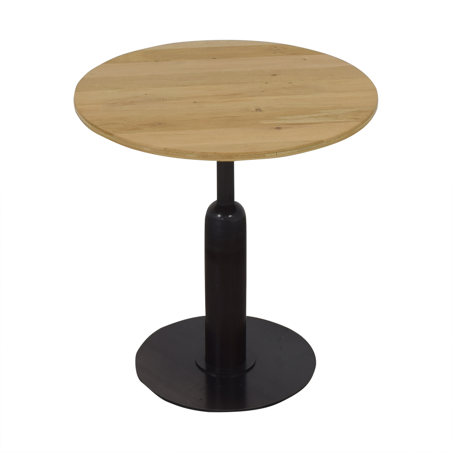 buy Round Kitchen Table with Column Base