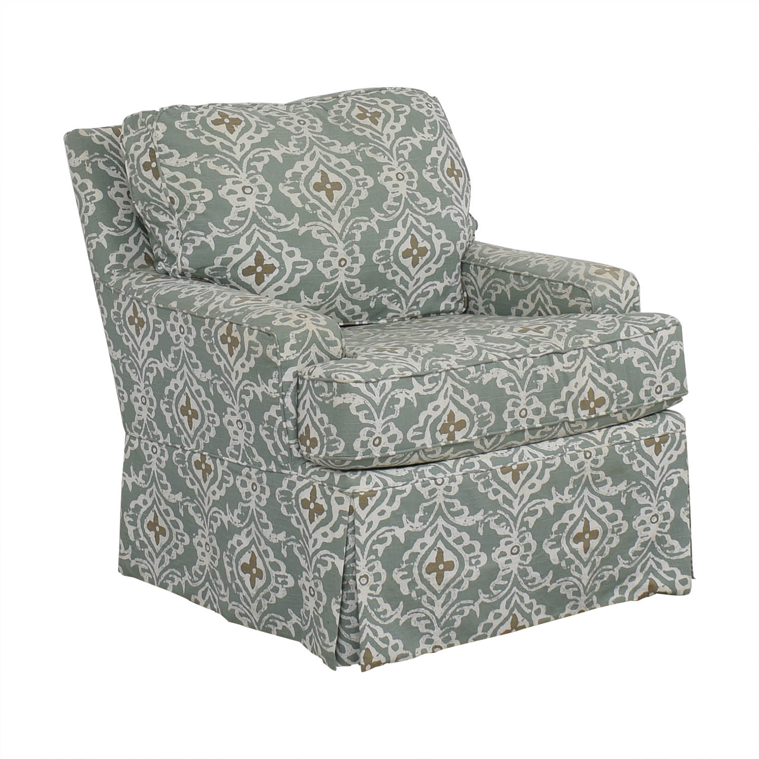 shop Havertys Southport Glider Rocker Havertys Accent Chairs