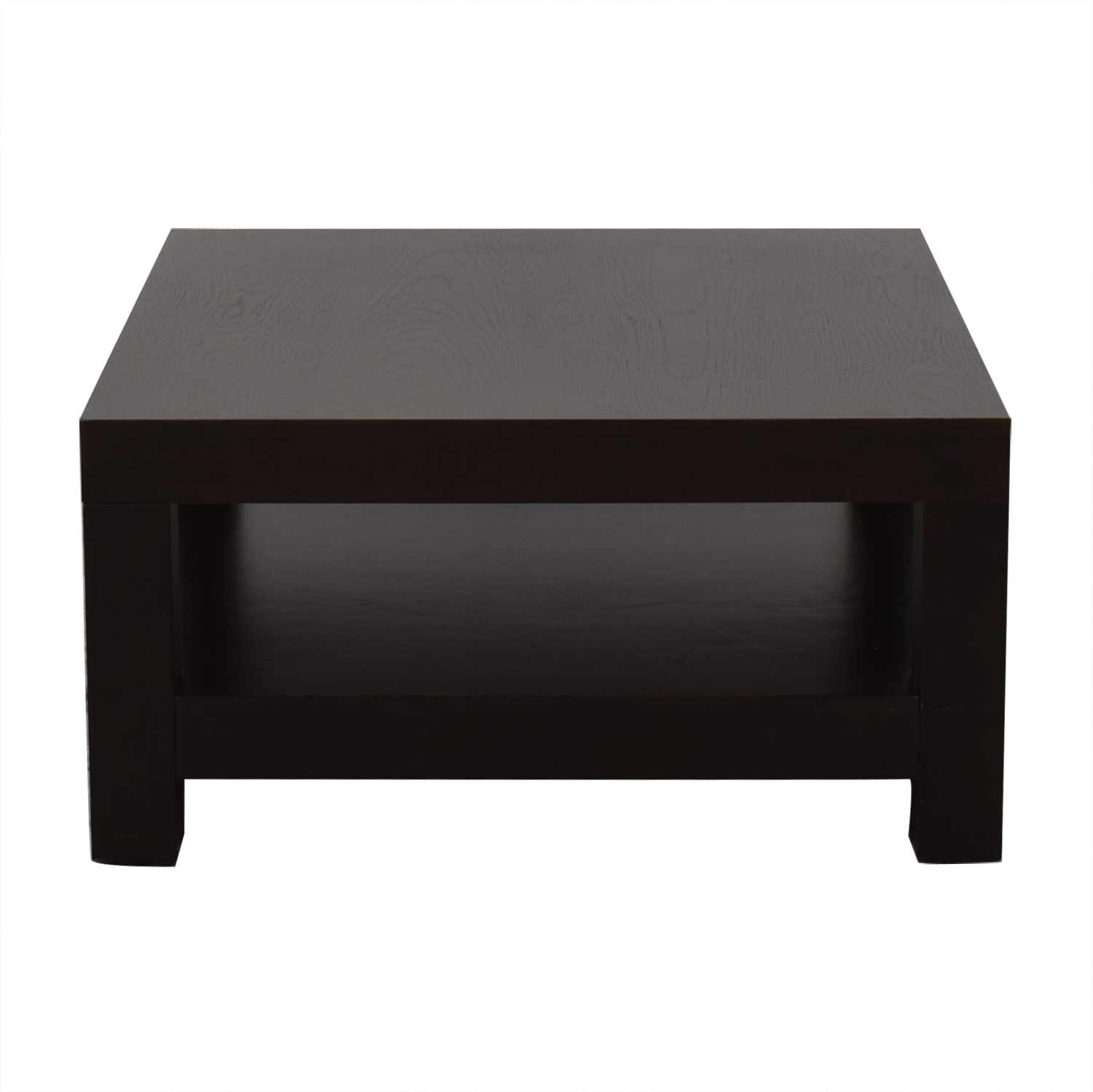 West Elm West Elm Parsons Coffee Table for sale