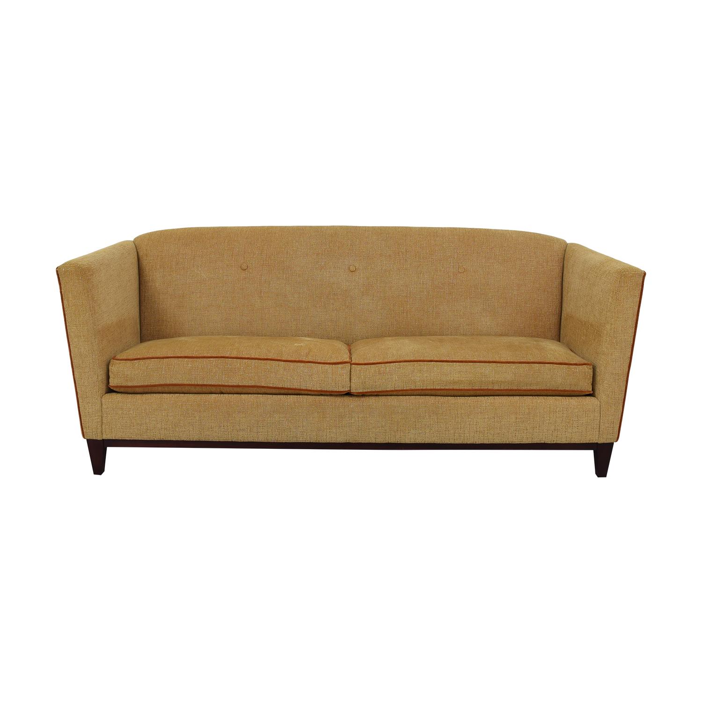 shop Stickley Mid Century Sofa Stickley Furniture