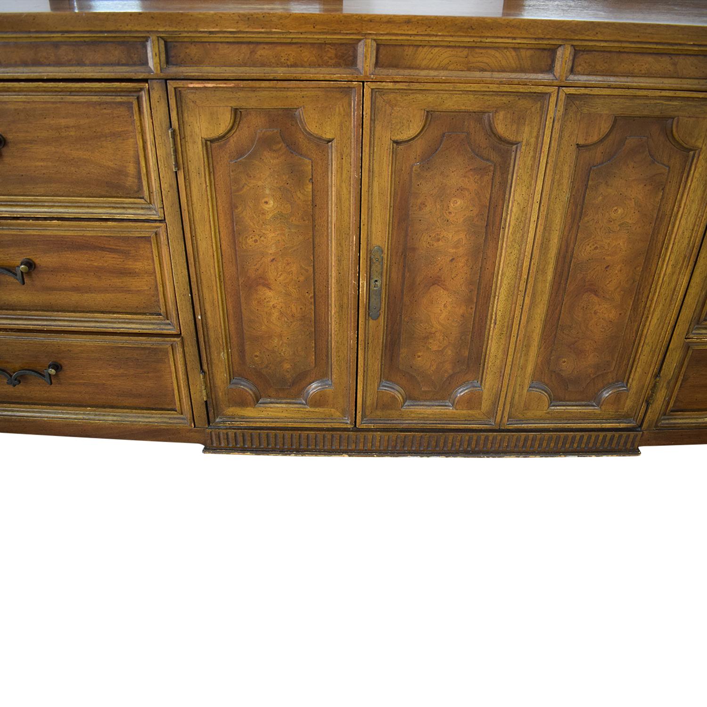 buy American of Martinsville Vintage Dresser with Mirrors American of Martinsville