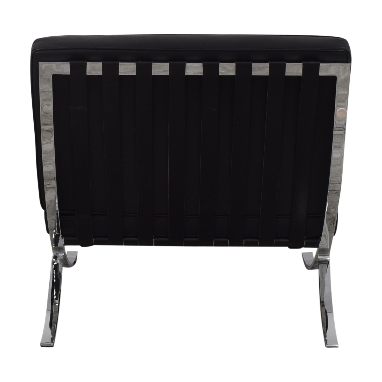 buy Custom Barcelona Chair Replica  Accent Chairs