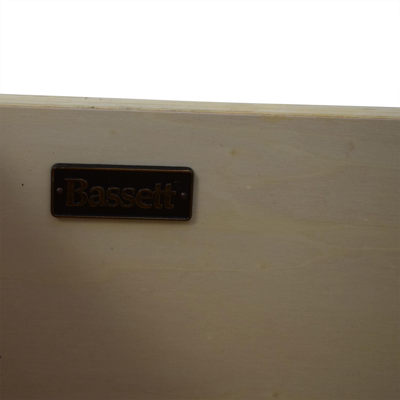 buy Bassett Nine Drawer Dresser Bassett Furniture Dressers