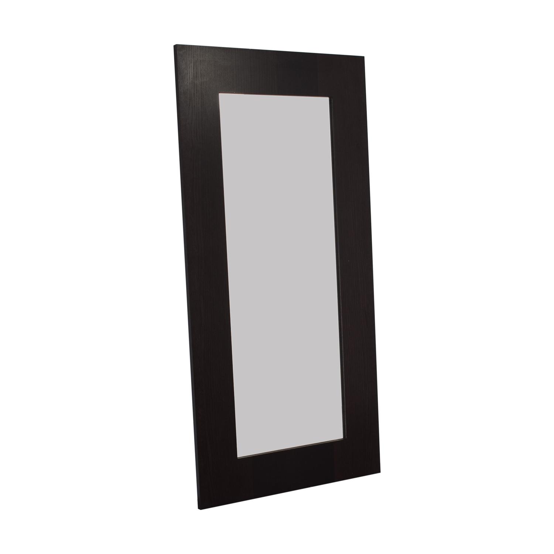 Framed Floor Mirror for sale