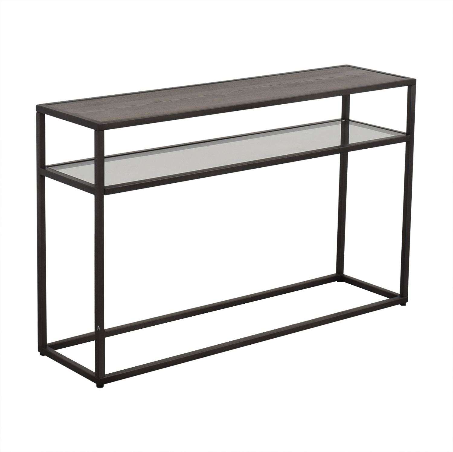 Crate & Barrel Switch Console Table Crate & Barrel