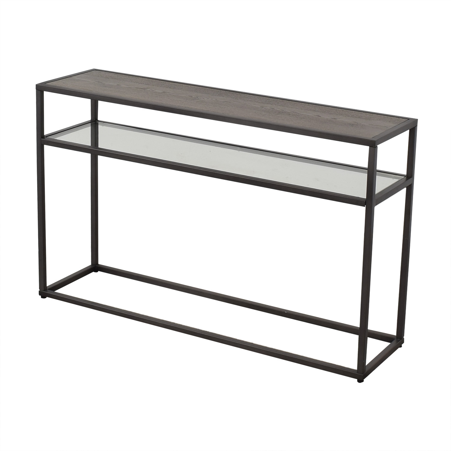 Crate & Barrel Crate & Barrel Switch Console Table nyc