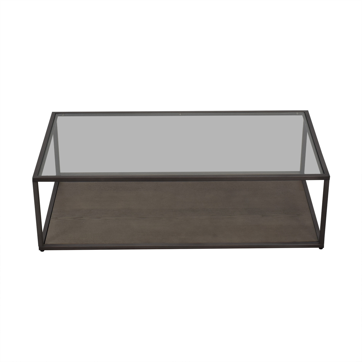shop Crate & Barrel Switch Coffee Table Crate & Barrel Tables