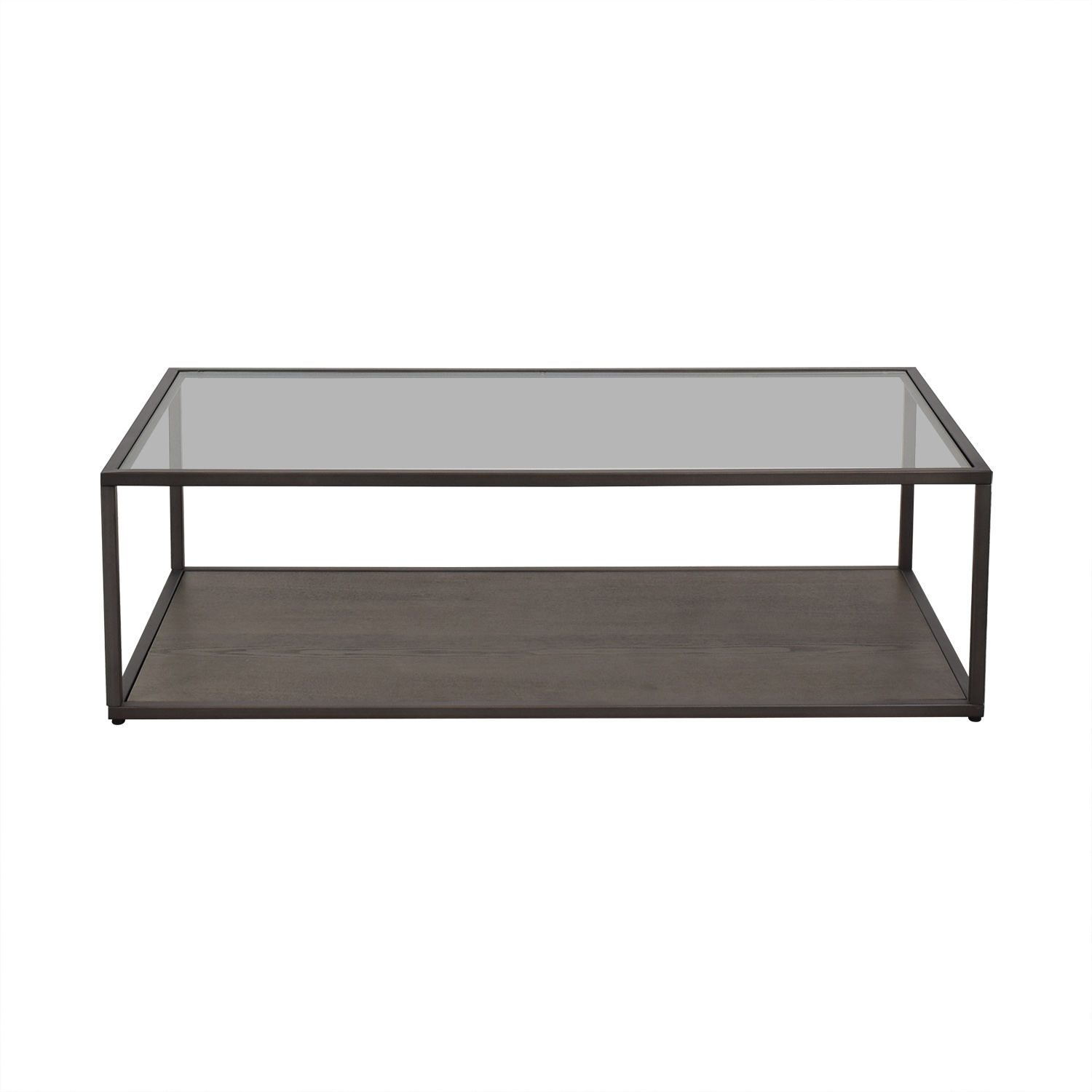 Crate & Barrel Crate & Barrel Switch Coffee Table on sale