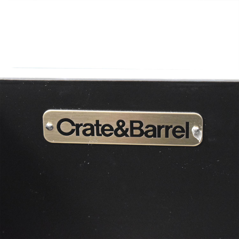 Crate & Barrel Crate & Barrel Oliver Nightstands nyc