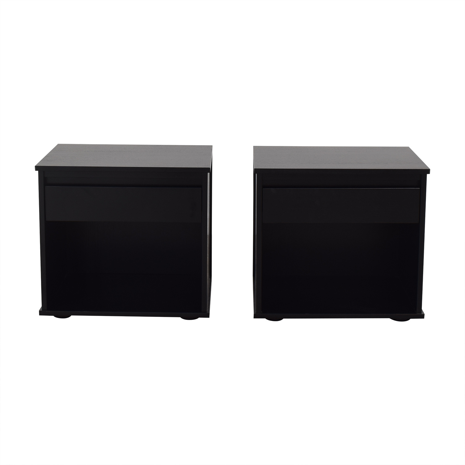 buy Crate & Barrel Oliver Nightstands Crate & Barrel