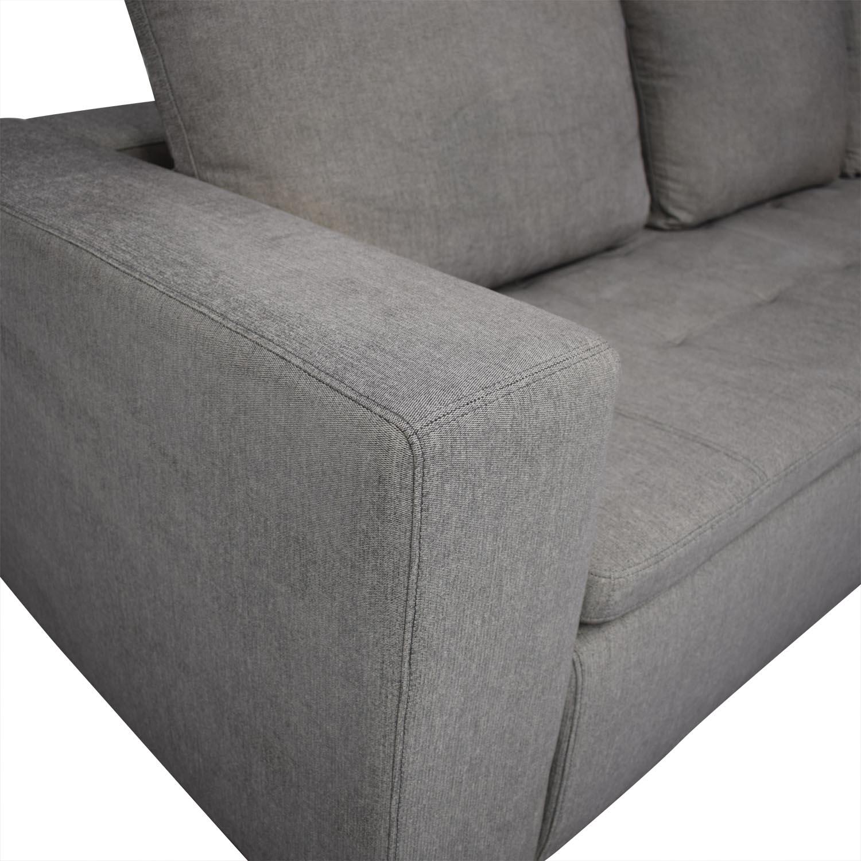 BoConcept Mezzo Corner Sectional Sofa / Sofas