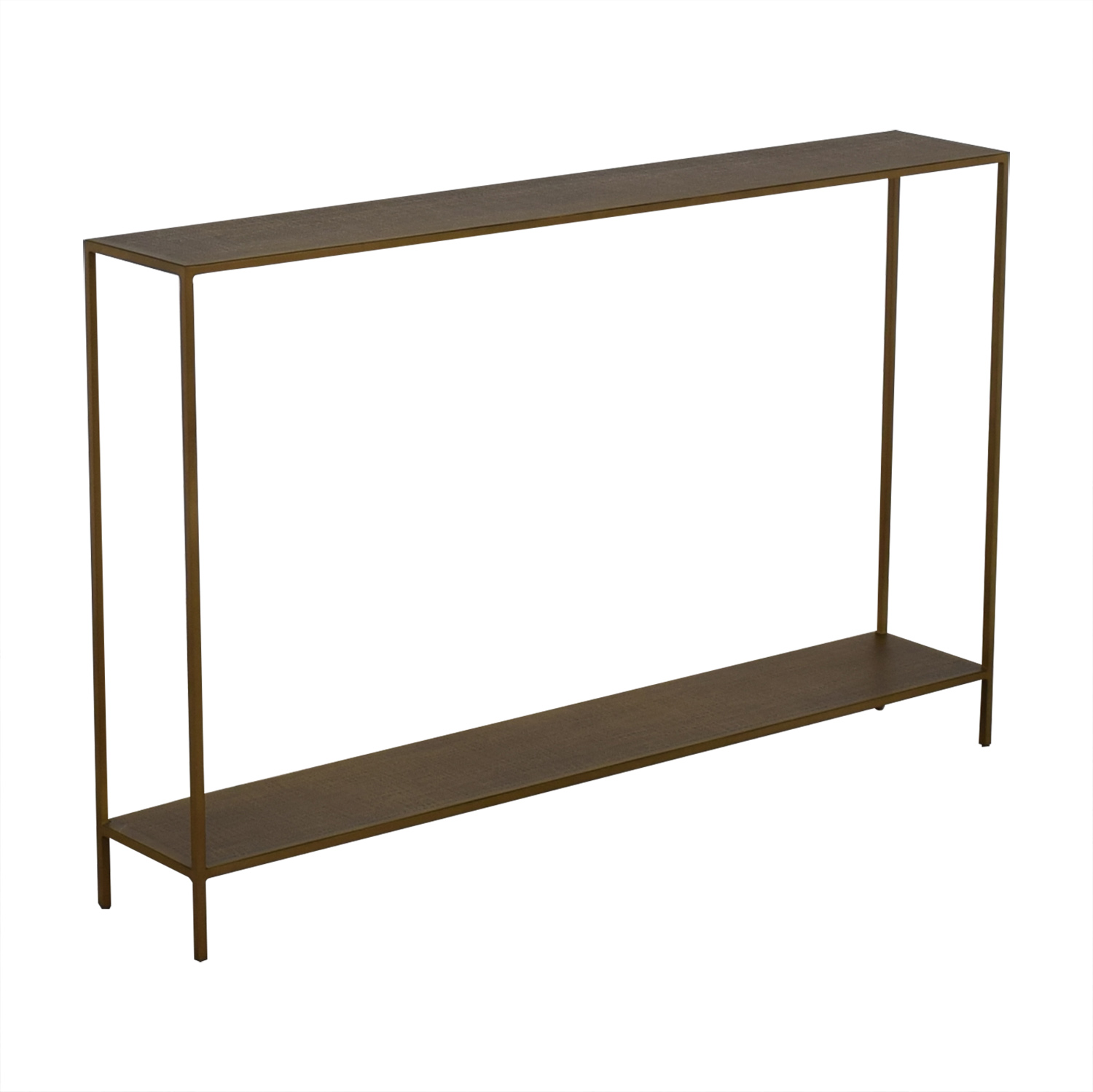 buy Crate & Barrel Jacque Console Table Crate & Barrel Coffee Tables