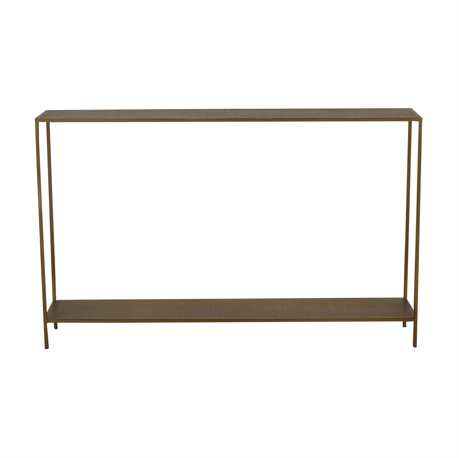Crate & Barrel Crate & Barrel Jacque Console Table Coffee Tables