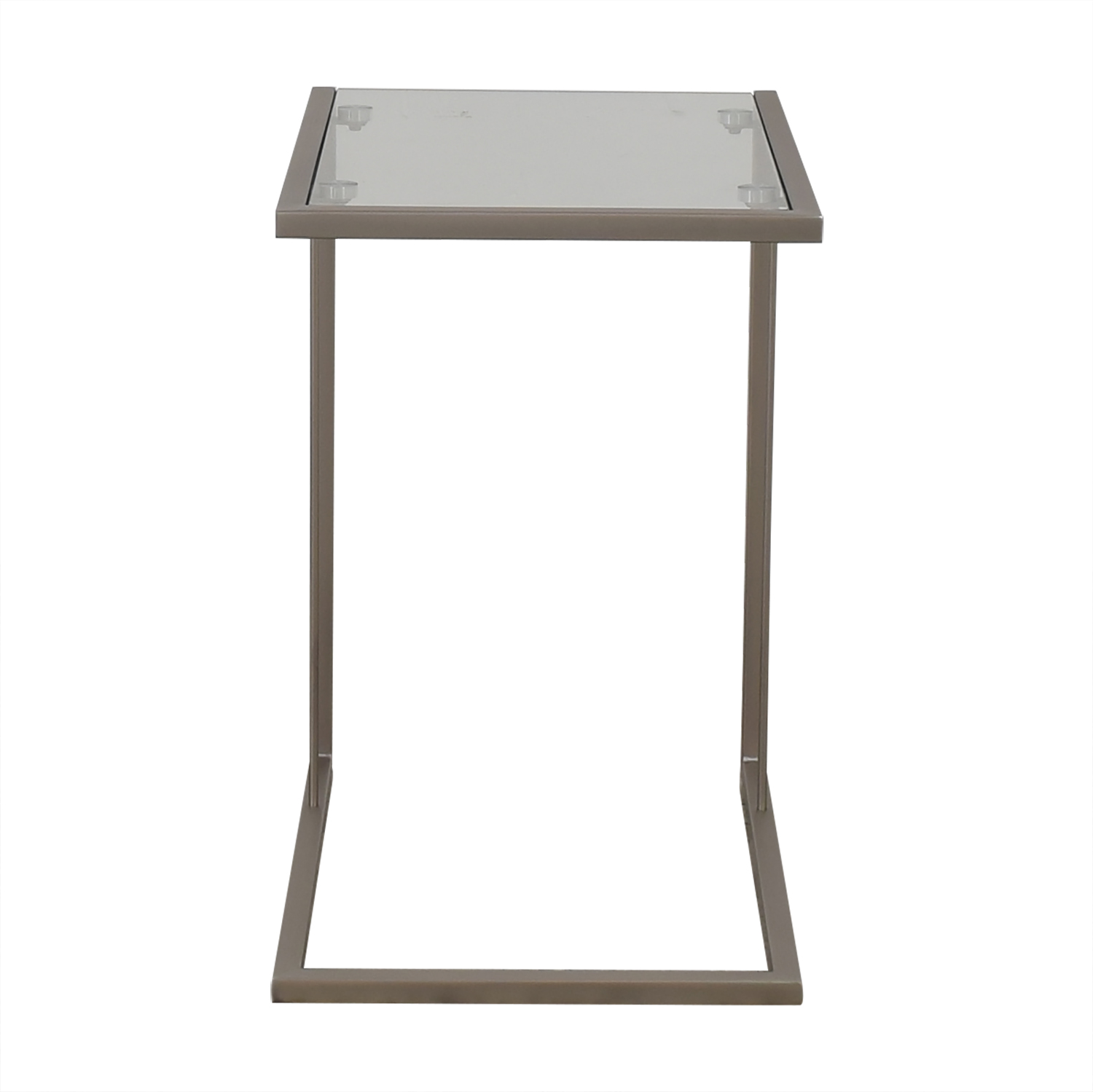 Room & Board Portica C-Shaped Side Table / End Tables
