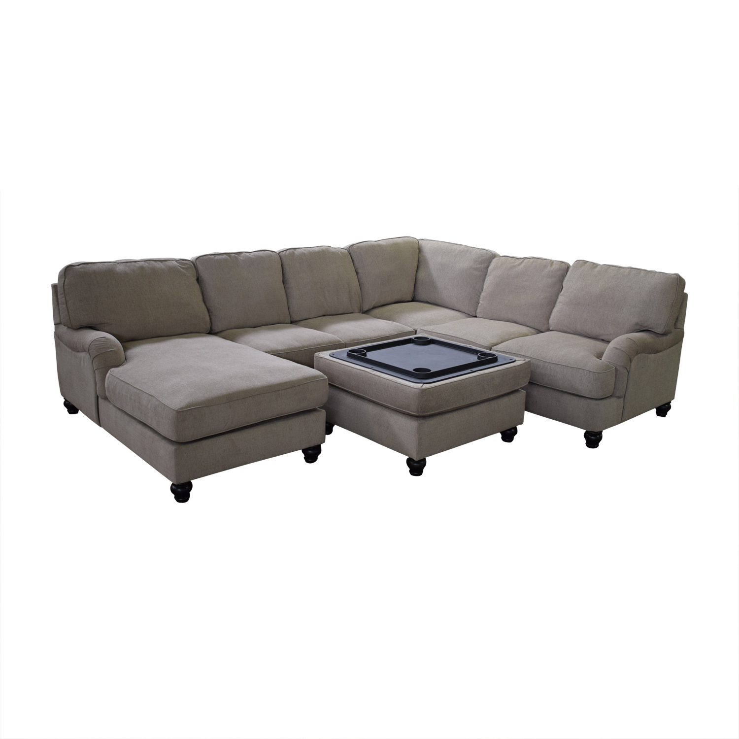 shop Ashley Furniture Chaise Sectional Sofa Ashley Furniture Sofas