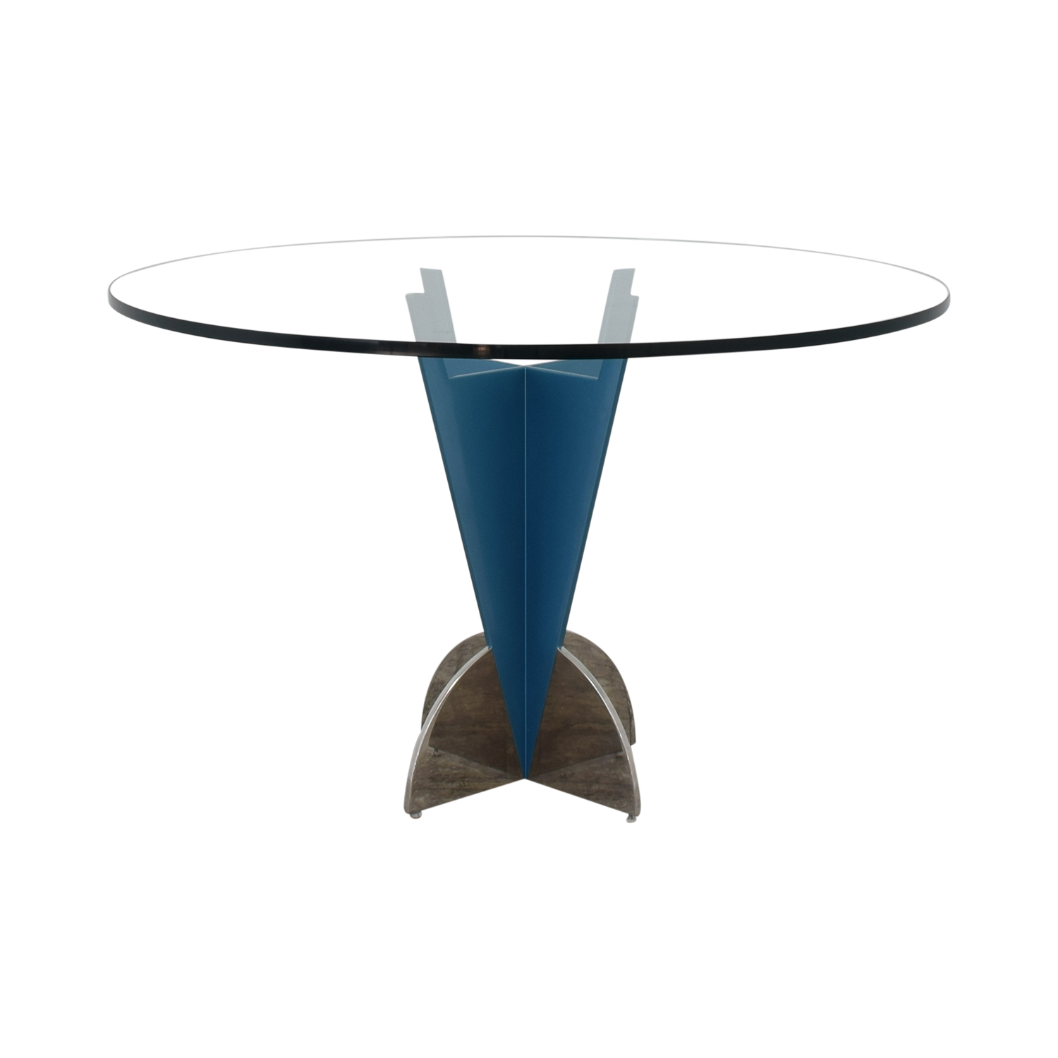 Fasem Fasem Glass Dining Table nj