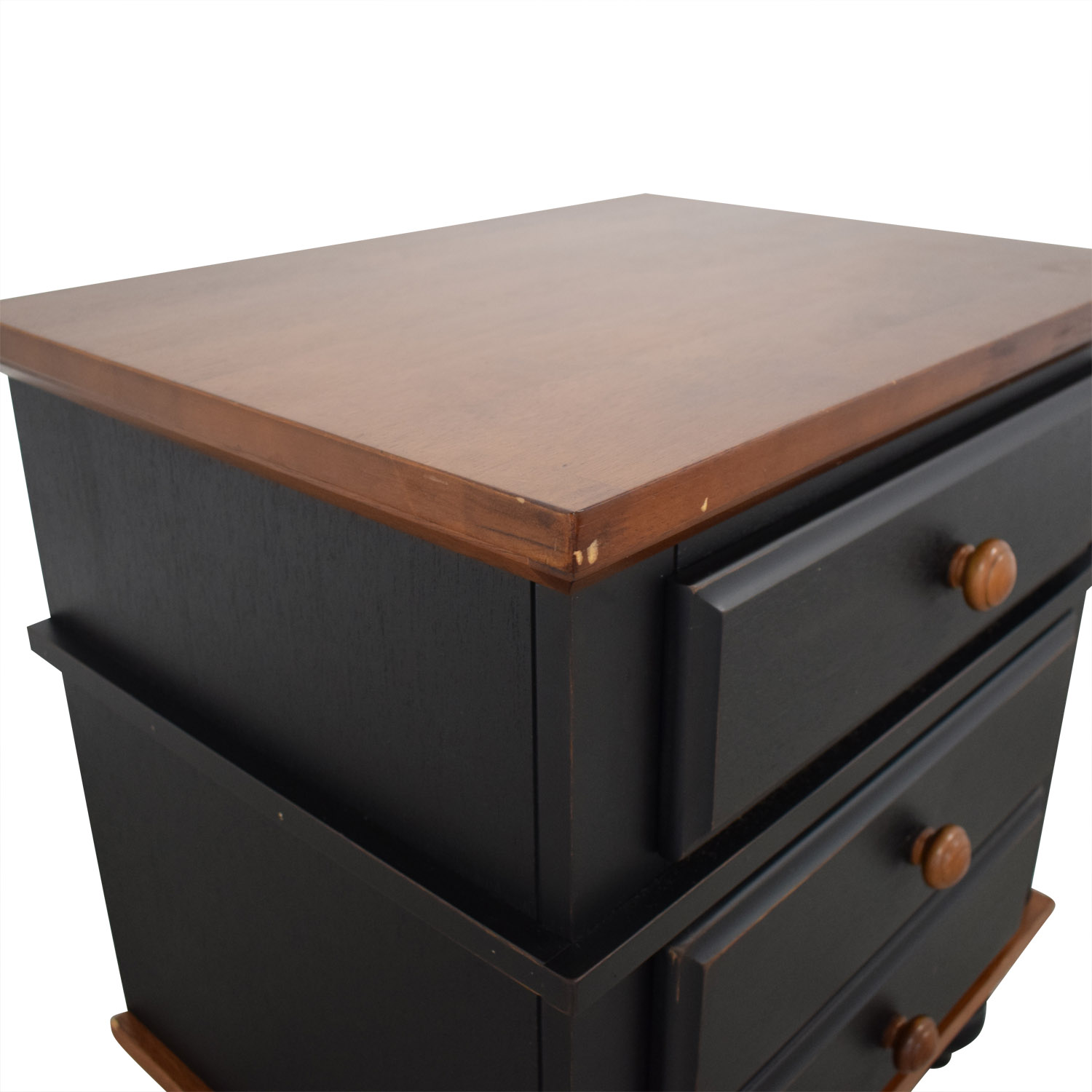 Two Drawer Nightstand sale