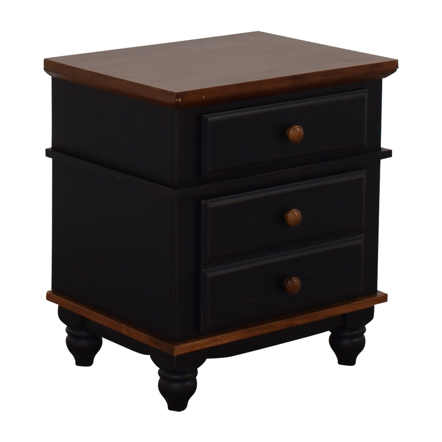 Two Drawer Nightstand second hand